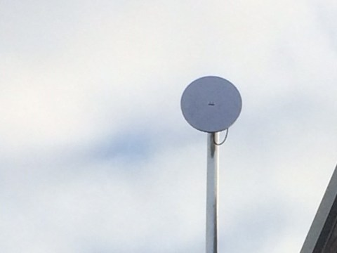 CableFree Pearl Broadband Radio Installation in the UK