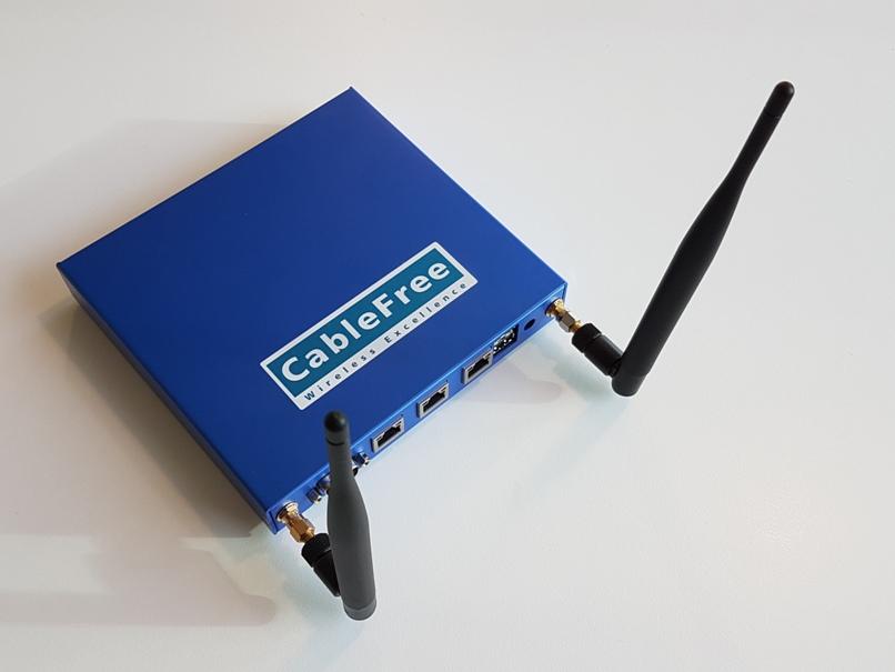 CableFree Enterprise 4G LTE CPE Devices