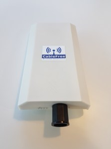 CableFree 60GHz V-Band Compact Sector Radio