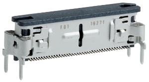Sistemas de interconexión para montaje vertical en placa