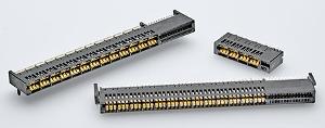 Conectores de potencia card edge