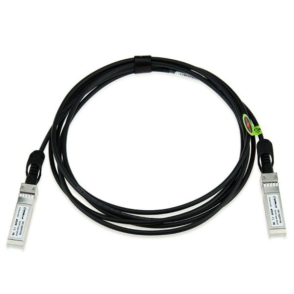 10GB SFP+ TO SFP+ DIRECT ATTACH CABLE, COPPER, 2 METER, PASSIVE