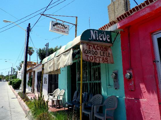 Gordo LeLe Tacos Y Tortas Restaurant Exterior