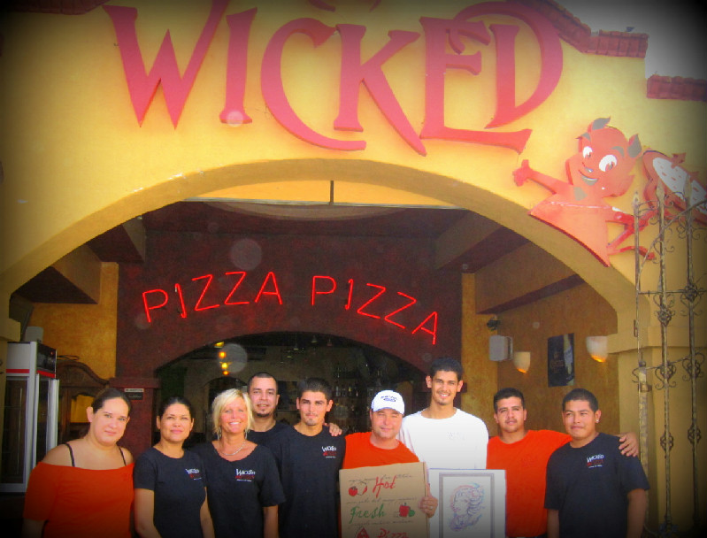 Wicked Pizza