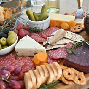Deli Meats, Cheese, Charcuterie