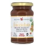 Condiments & Sauces-Nocciolata Nutella-Like Chocolate Hazelnut Spread