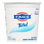 Dairy & Refrigerated-Fage Total 5% Milk Fat Greek Strained Yogurt
