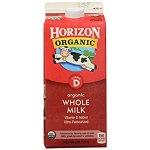 Dairy & Refrigerated-Horizon Organics Whole Milk, Organic