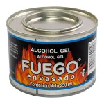 Household Supplies-Fuego Gel Alcohol Canned Heat