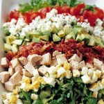 Lunch on the Go-Cobb Salad