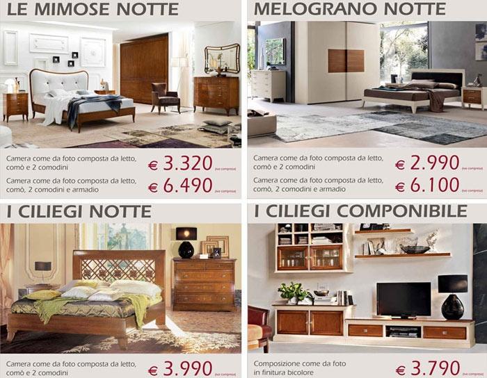 Gallery of le fablier with pareti attrezzate classiche le - Le fablier camere da letto prezzi ...