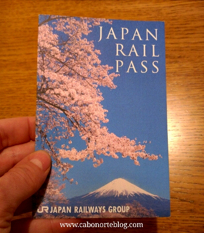 El Japan Rail Pass