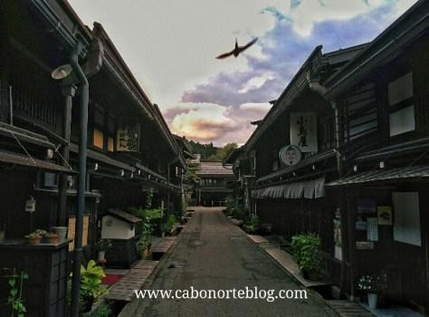 Ciudad antigua de Takayama