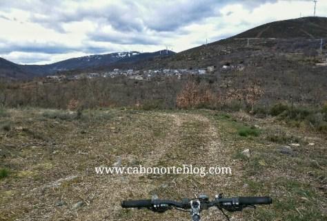 camino de santiago, camino sanabrés, lubián, zamora, bici