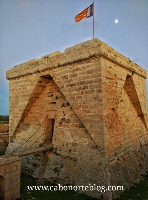 Castell de Sa Punta de n'Ame