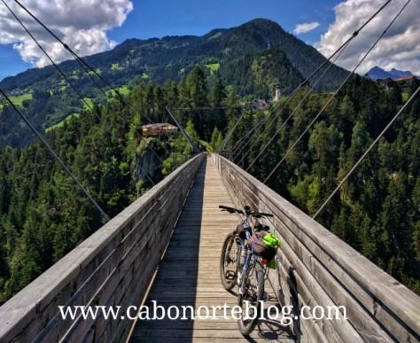 Valle del Pitztal, Austria