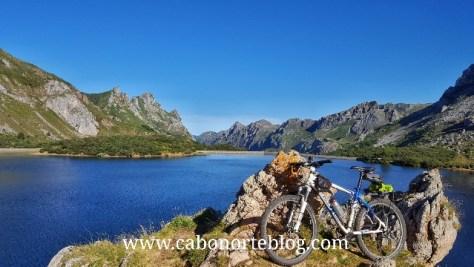 Btt en Somiedo, Asturias