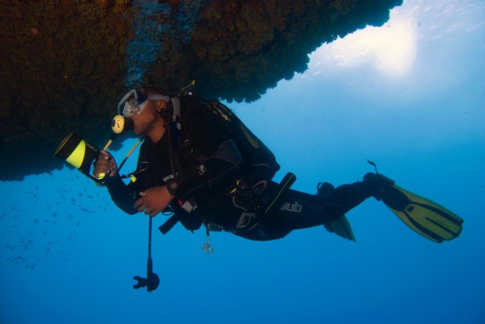 Dive sites langosta verde Cabo Verde0