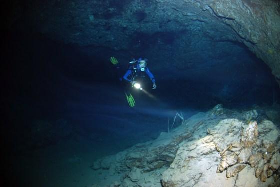 Dive sites langosta verde Cabo Verde8