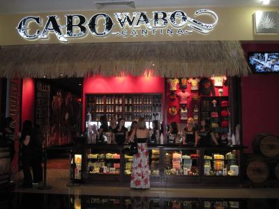 Cabo Wabo Cantina 187 Deck Restaurant Bar And Store