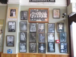 Clarkes Cafe April 2015