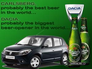 Carlsberg Dacia