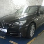 BMW GT front