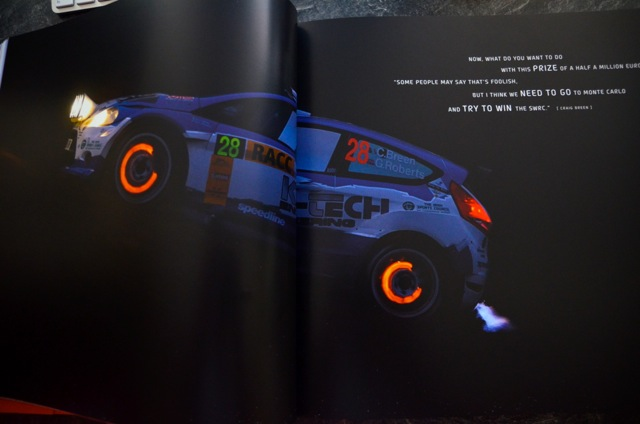 WRC Face to face 2011 official inside page
