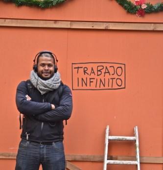 Cabral Ibacka trabajo infinito Madrid