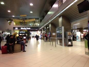 Aeroportul International Henry Coanda Otopeni 2013