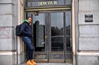 Cabral Ibacka gran via 86 Madrid