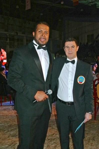 Mihai Leu si Cabral Ibacka