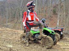 Cabral Ibacka sport extrem ATV quad