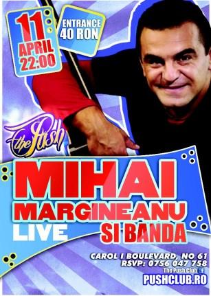 Mihai Margineanu Live
