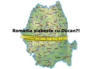Romania slabeste cu Ducan