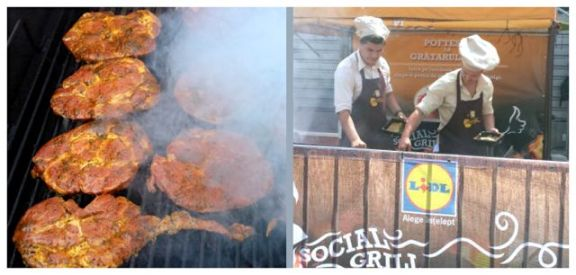 Lidl Social Grill photo