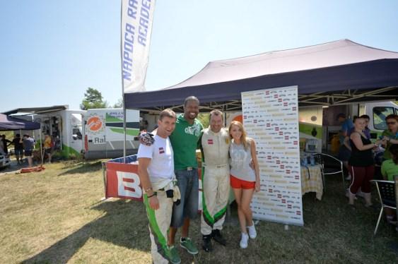 Cabral Ibacka - Napoca Rally Academy - Raliul SIbiului 2013-8