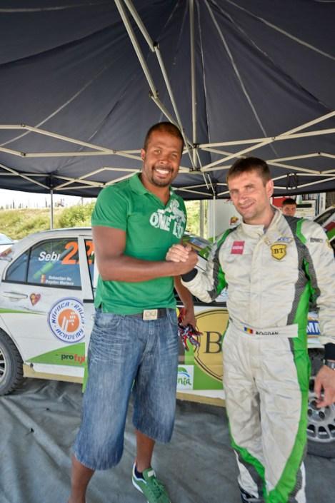 Cabral Ibacka - Napoca Rally Academy - Raliul SIbiului 2013-9