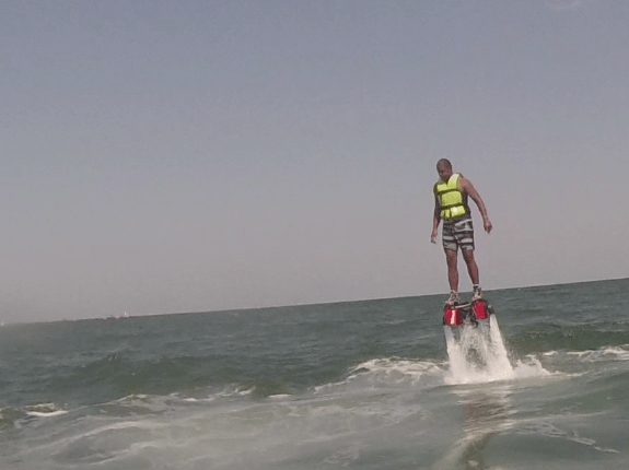 Cabral Ibacka fly-board
