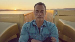 Jean Claude van Damme Volvo commercial 1
