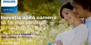 inovatia in România Philips
