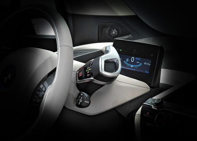 BMW i3 gear shifting (1 of 1)