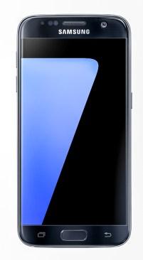 Galaxy S7 Black Onyx Front