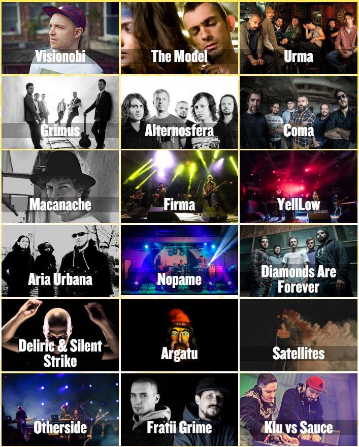 Electric Castle 2016 line-up 5