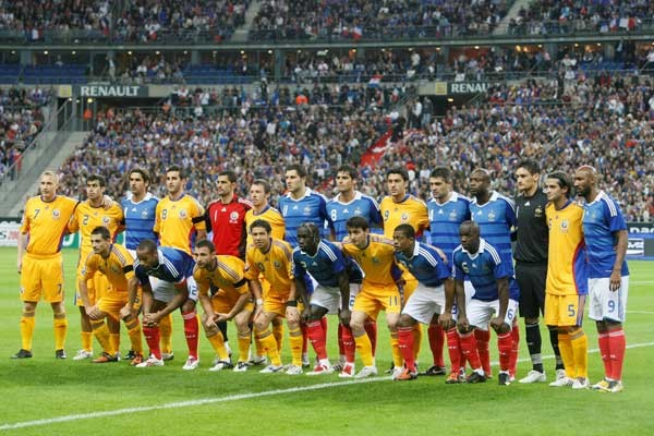 România Franța