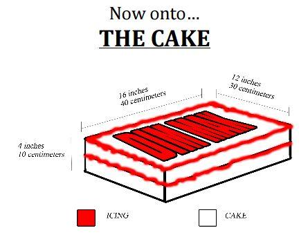 Steve Aoki cake diagram