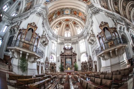 Salzburg Cathedral - Dome of Salzburg 2017 - wide-fisheye pictures (14 of 28)