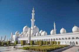 Abu Dhabi - White Mosque - perfect pictures - mici (41 of 131)