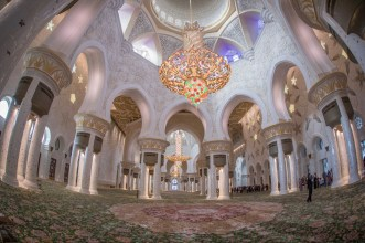 Abu Dhabi - White Mosque - perfect pictures - mici (92 of 131)