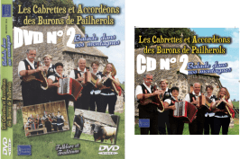 DVD et CD 2